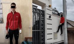 (VIDEO) Recidivist, reținut pentru furturi din apartamente. Prejudiciul a fost estimat la 30 de mii de lei