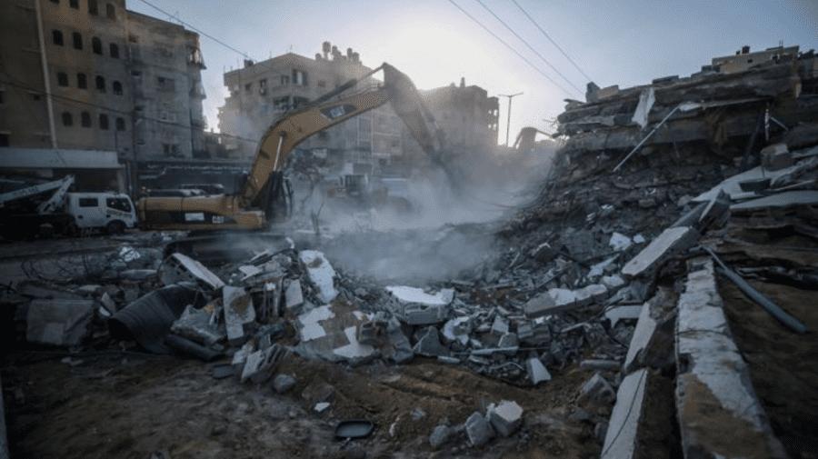 Pe parcursul nopții, aproximativ 350 de persoane au fost rănite în Israel și Palestina