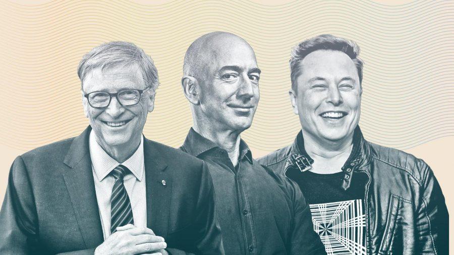 Ce fac miliardarii lumii pentru a combate schimbările climatice