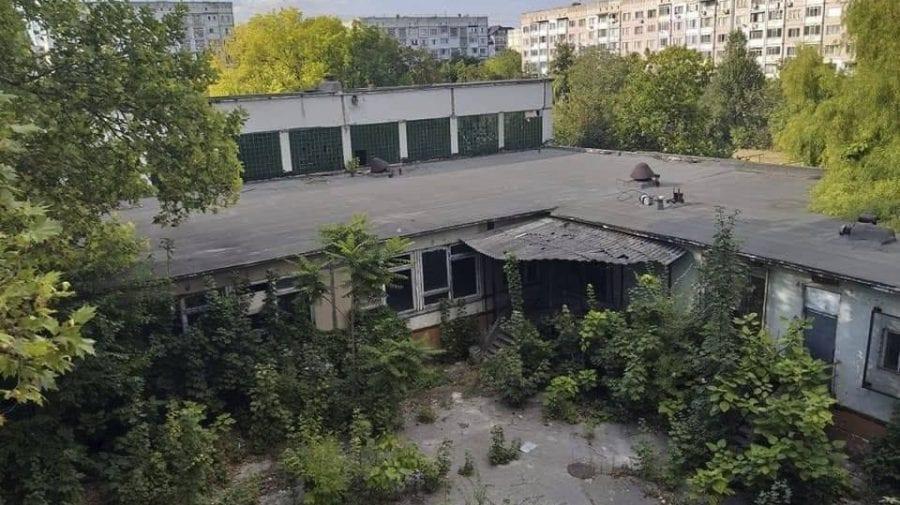 (FOTO) O școală din Capitală va fi restaurată de municipalitate. În ce sector se află instituția