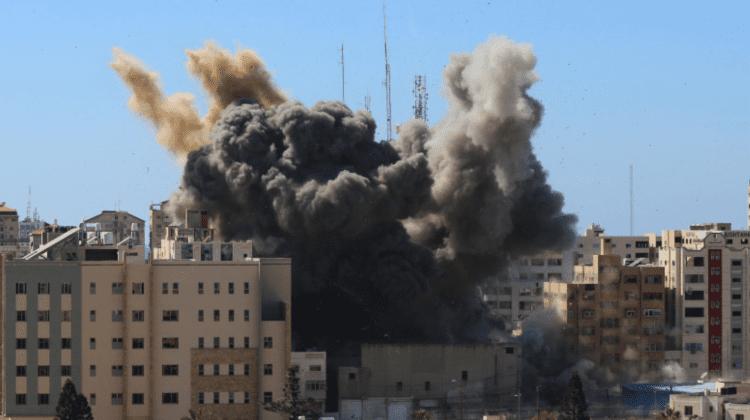 Administrația Biden a cerut Israelului explicații pentru bombardarea sediului Agenției Associated Press din Gaza