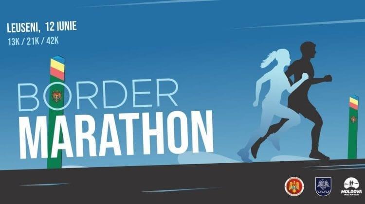 Premieră pentru Republica Moldova: Border marathon 2021! Cine poate participa și care vor fi premiile