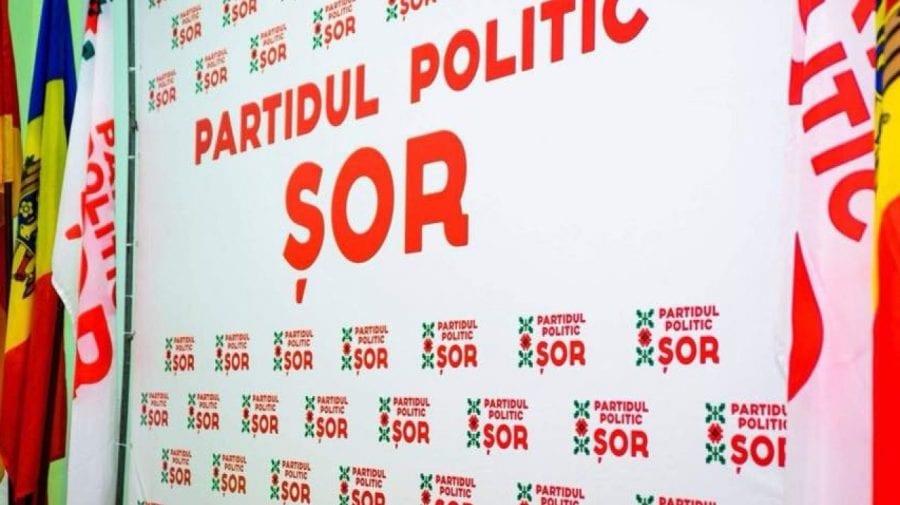 """(DOC) Lista Partidului Politic """"ȘOR"""", aprobată de CEC, pentru alegerile parlamentare anticipate"""