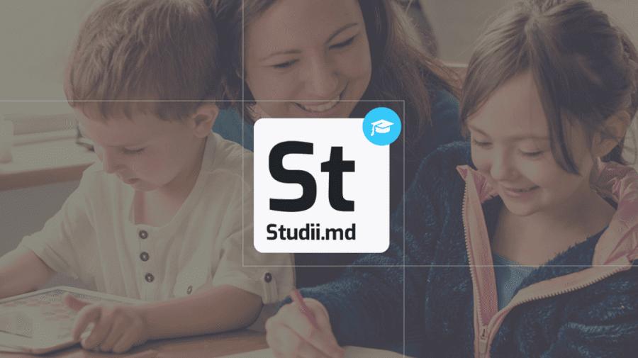 Posibilități noi pentru profesori și elevi. PNUD susține în continuare optimizarea platformei de e-learning studii.md