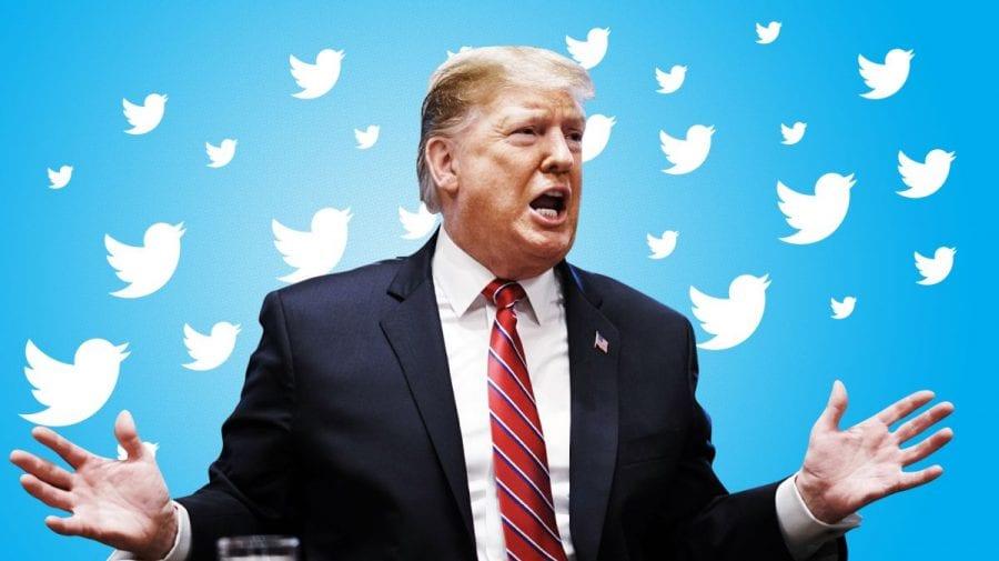 Twitter va bloca profilurile care vor distribui postări de pe noul site al lui Trump