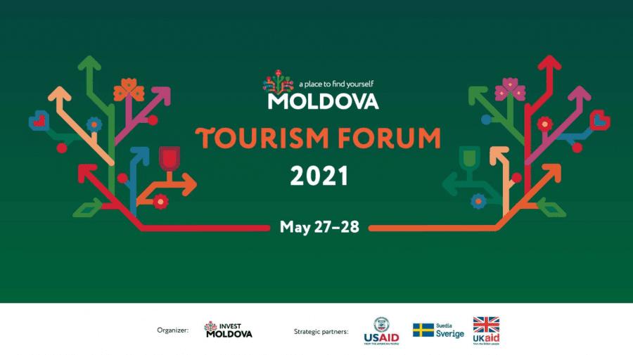 """""""Moldova Tourism Forum 2021"""" își așteaptă participanții. Care este scopul evenimentului"""