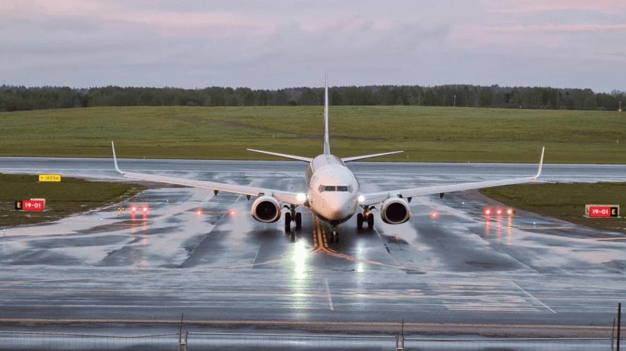 Lituania interzice toate zborurile din țară prin Belarus. Motivul invocat de autorități