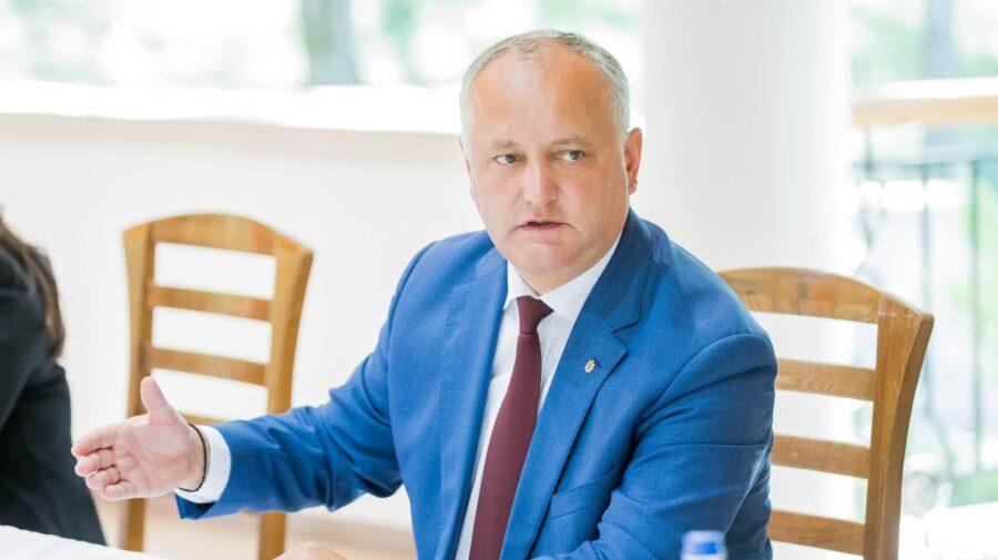 Când își va administra vaccinul anti-COVID-10 Dodon? Anunțul a fost făcut de liderul PSRM din Rusia