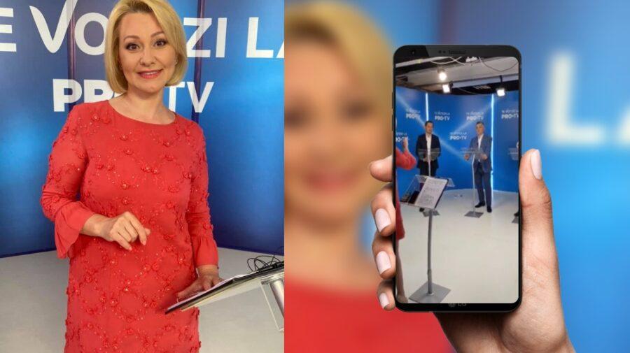 """Lorena Bogza cu o reacție de boicot, după miezul nopții. """"Astfel de candidați nu au ce căuta la dezbaterile electorale"""""""