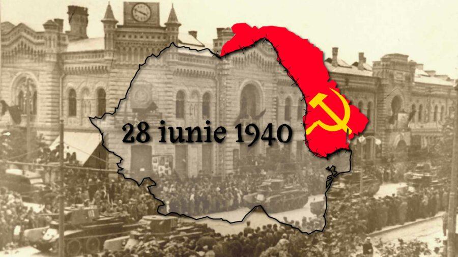 Zi neagră în calendar. Cu 81 de ani în urmă ținuturile românești s-au trezit ocupate de sovietici