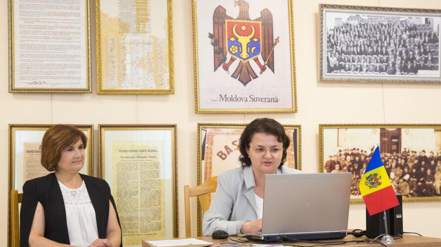 Legislativul a lansat tabăra parlamentară online! Câți tineri vor participa în acest an?