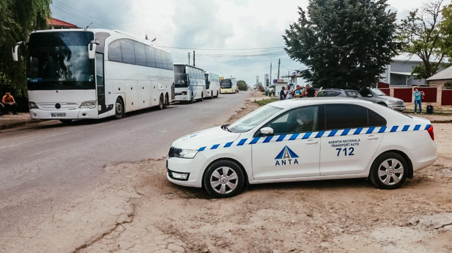 ANTA previne și combate transportarea ilicită de mărfuri și persoane în traficul național și internațional