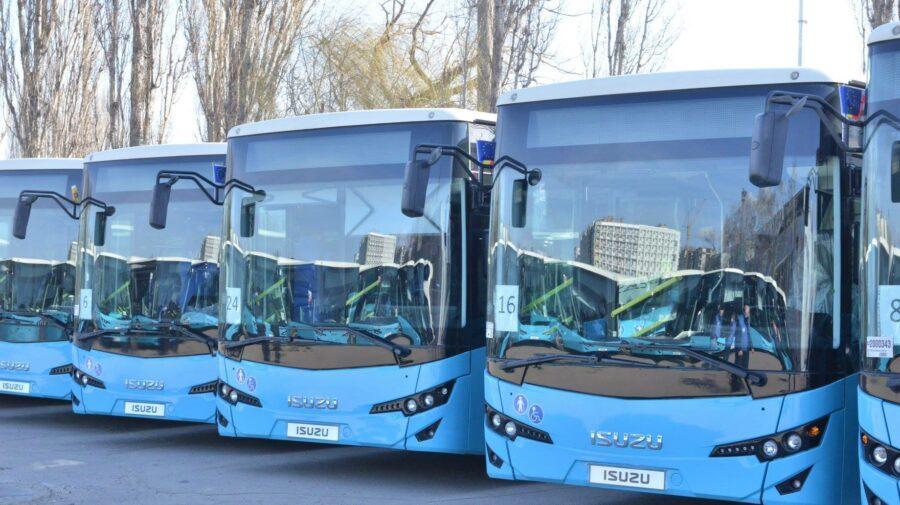 VIDEO Încă 100 de autobuze vor fi cumpărate de municipalitate! Cine este compania care a câștigat licitația?