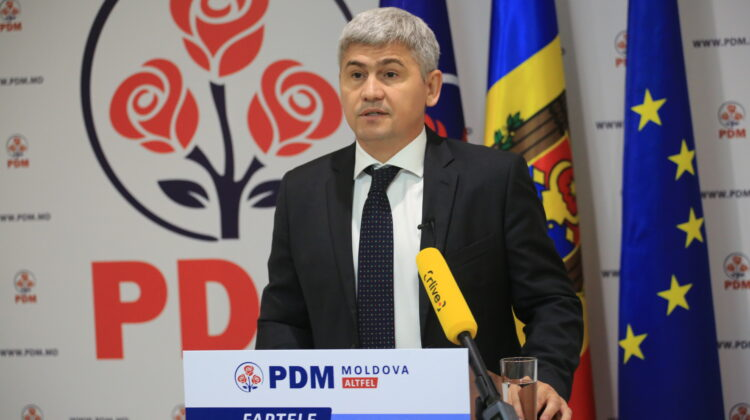 VIDEO Încă un partid politic și-a exprimat viziunea față de activitatea MAI, după rezultatele scrutinului parlamentar