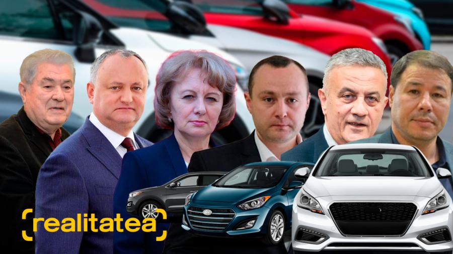 BMW, Mercedes sau Audi: Cu ce mașini se plimbă candidații BECS, aspiranți la un fotoliu de deputat