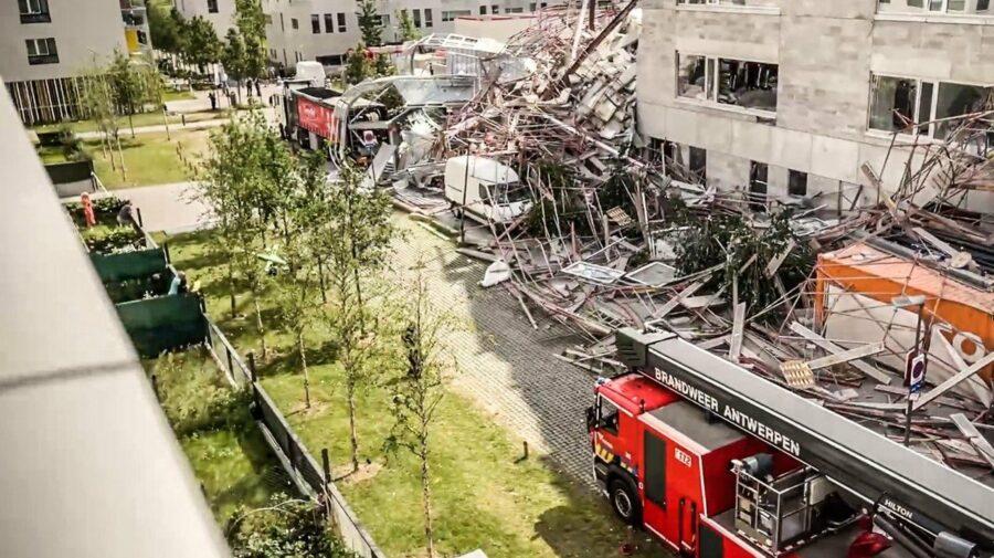 ULTIMA ORĂ! Încă un moldovean, decedat în urma prăbușirii blocului din Belgia