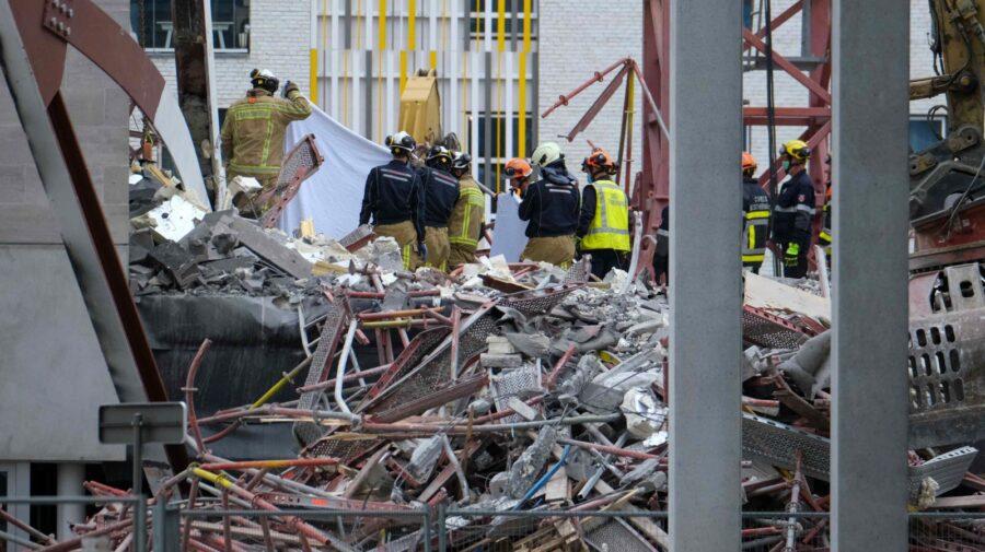 A crescut numărul victimelor prăbușirii blocului din Belgia unde a decedat și un moldovean