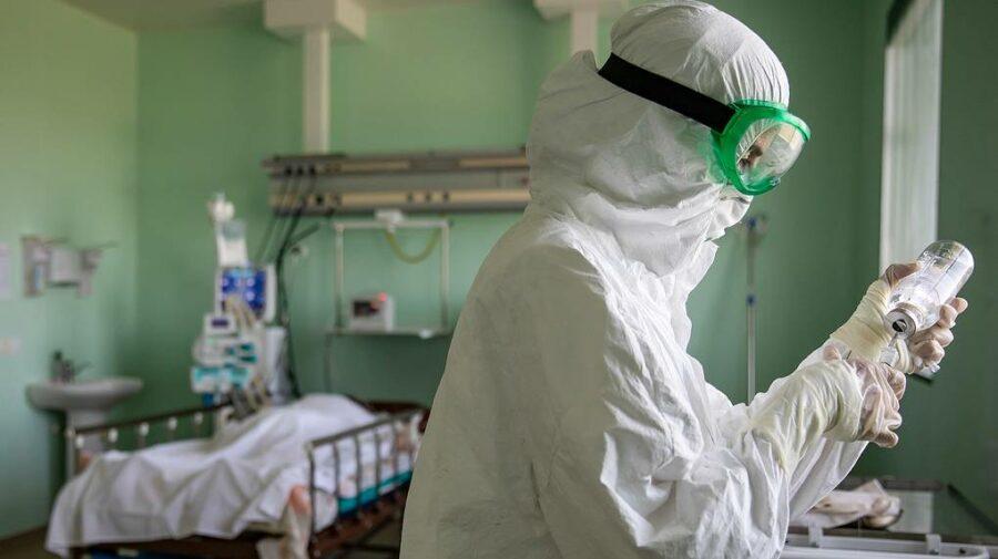 Record de decese în Rusia din cauza COVID. Pentru prima data de la începutul pandemiei, în 24h, mor 652 de persoane