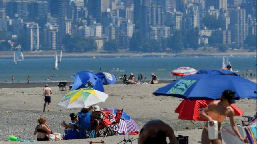 Vremea în Canada a atins un record de 49,5 grade Celsius! Zeci de oameni mor din cauza valului istoric de caniculă