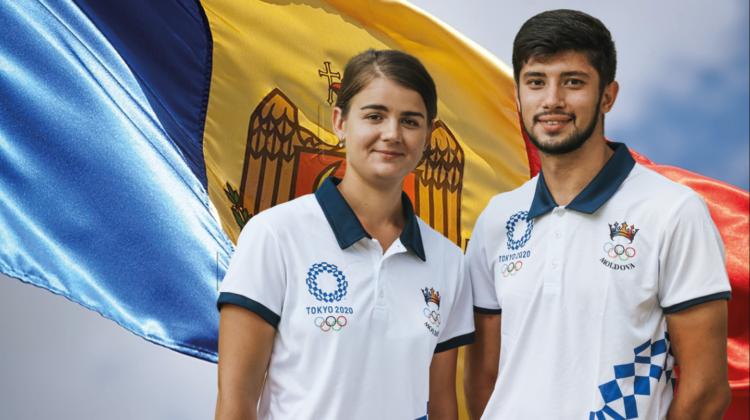 Au fost desemnați doi sportivi care vor purta drapelul Republicii Moldova la Jocurile Olimpice de la Tokyo