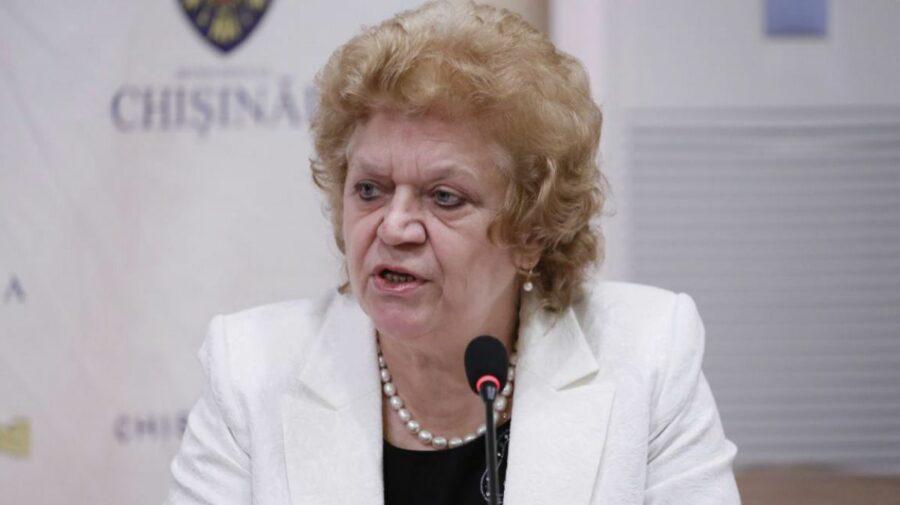 """""""Mă scuzați, la revedere"""". Eugenia Ceban, despre acuzațiile precum că ar fi implicată în demiterea Tatianei Bucearschi"""