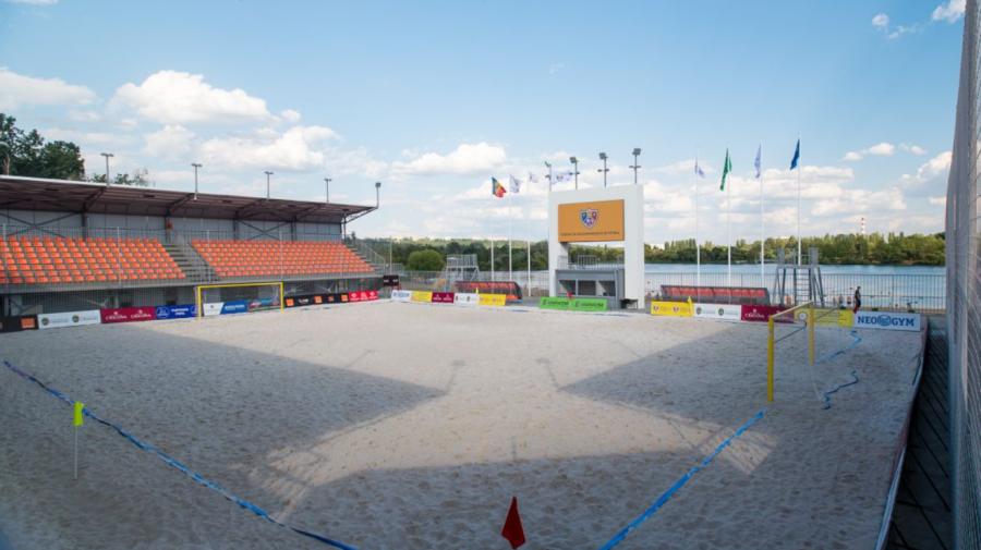 Fotbal pe plajă. Republica Moldova va juca două meciuri amicale cu Ucraina