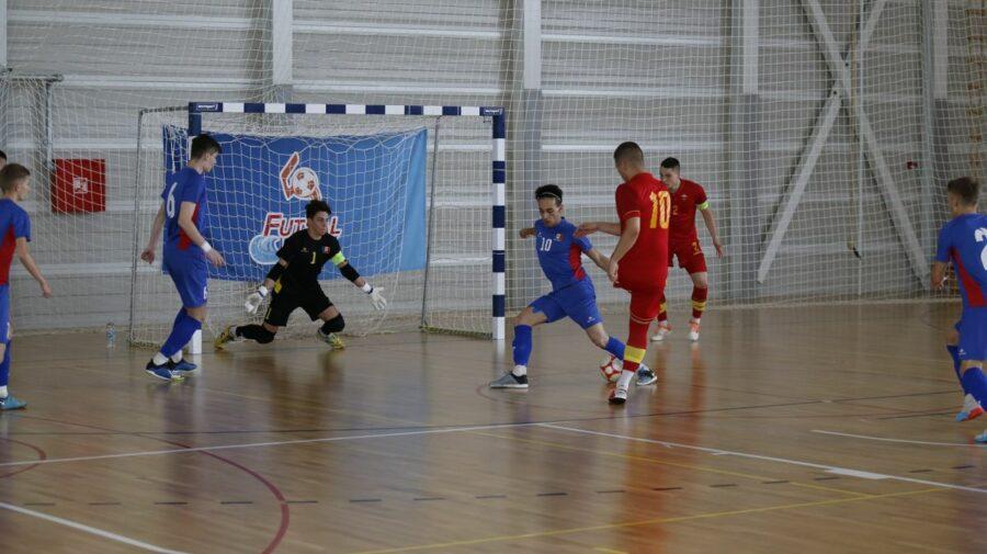 Primii de la coadă. Moldova a ocupat locul 8 la la turneul internațional Futsal Week Spring Cup, desfășurat în Croația