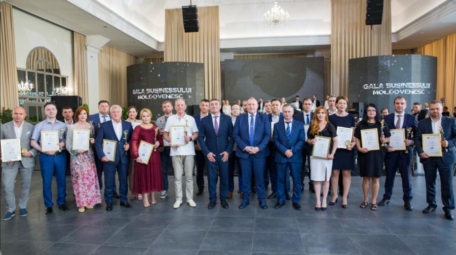 126 de companii au fost premiate în cadrul celui mai important eveniment al business-ului autohton