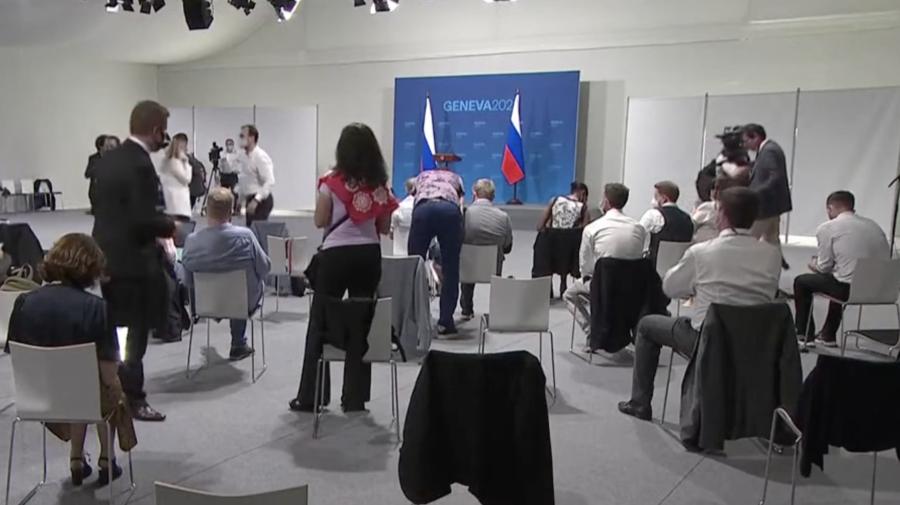 LIVE TEXT! Totalurile discuției dintre Joe Biden și Vladimir Putin, în urma Summitului de la Geneva
