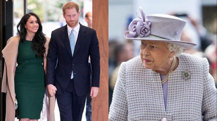 O nouă controversă. Prințul Harry și Meghan Markle nu ar fi întrebat-o pe Regină dacă își pot numi fetița Lilibet