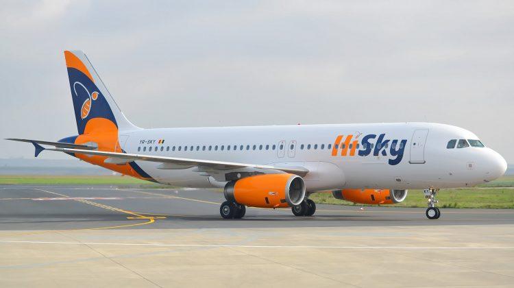 HiSky a obținut autorizațiile necesare pentru a zbura în Rusia