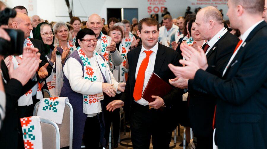 Ilan Șor: Când vom fi la guvernare, statul va cumpăra în avans producția fermierilor