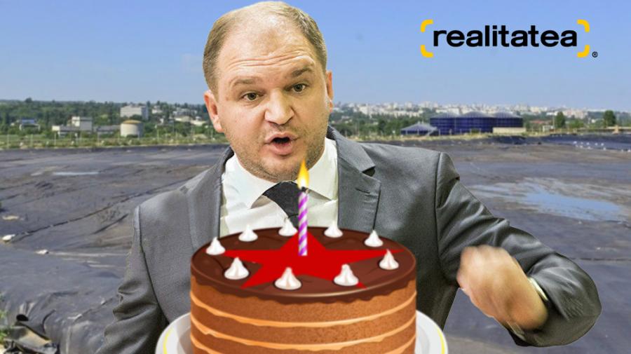 Azi e ziua de naștere a lui Ceban! A invitat jurnaliștii la stația de epurare. Ce scrie în horoscop la el despre noroc