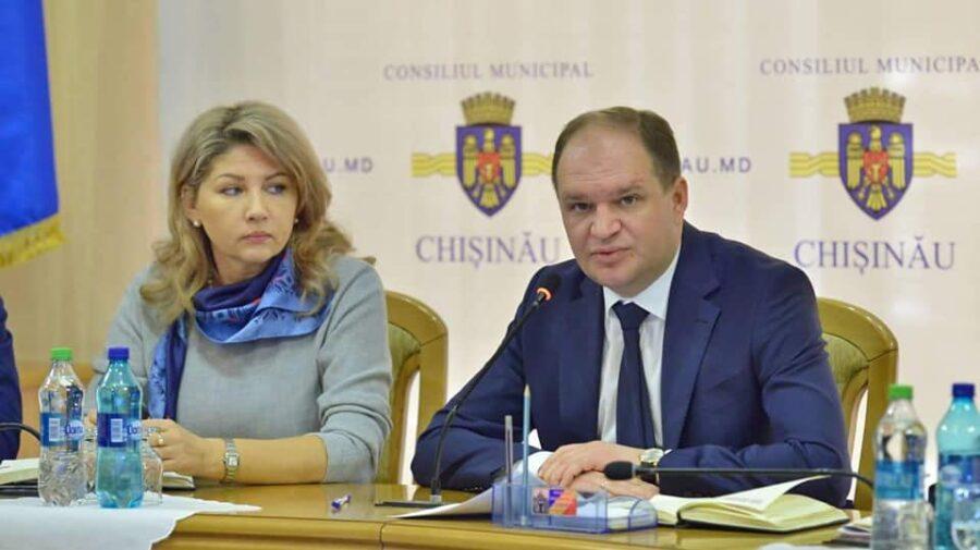 Primarul General Ion Ceban, o primă reacție după ce viceprimara Inga Ionesii și-a dat demisia