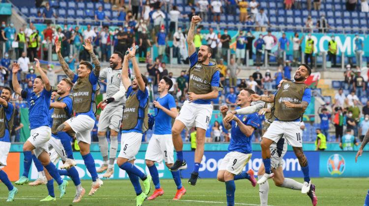 Italia – echipa momentului la EURO! Roberto Mancini a egalat un record așteptat mai mult de 20 de ani
