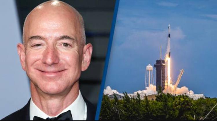 Fondatorul companiei Amazon va zbura în spațiu în această vară!