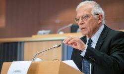 Josep Borrell: UE dorește mai multă cooperare în materie de securitate cu Moldova, Ucraina și Georgia