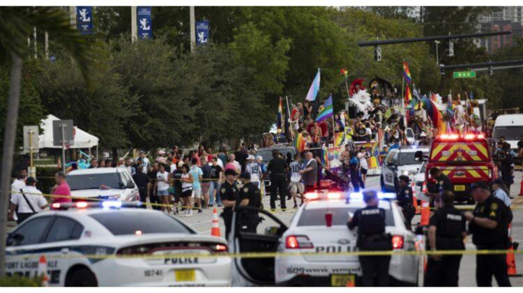 Incident cu victime la marșul LGBT din Florida. Un camion a intrat în participanții mitingului