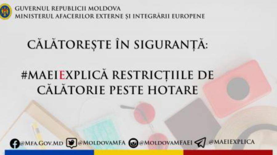 Atenție, alertă de călătorie! Moldovenii care doresc să plece în Germania, trebuie să țină cont de următoarele reguli