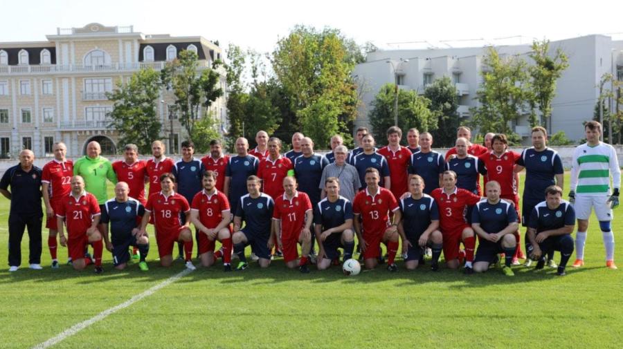 Ministerul Afacerilor Interne a semnat un Acord de Colaborare cu Federația Moldovenească de Fotbal