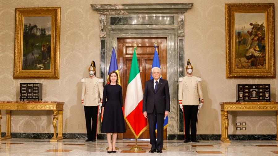 DOC Cheltuielile făcute de Maia Sandu la ultimele două deplasări în Italia și Polonia. Pentru ce a plătit cel mai mult