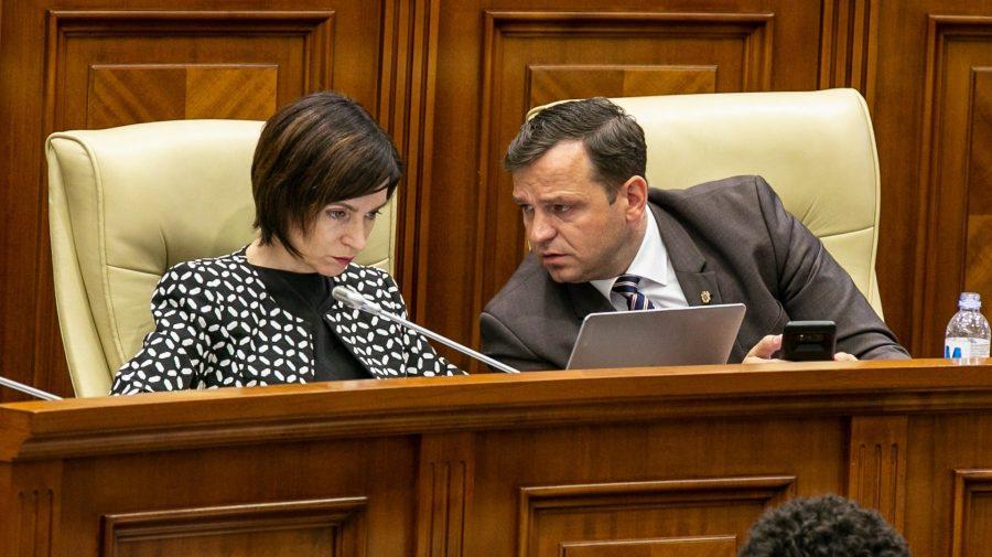 """Platforma DA speră la o coaliție cu PAS: Năstase a avut recent o discuție """"bună și sinceră"""" cu Maia Sandu"""