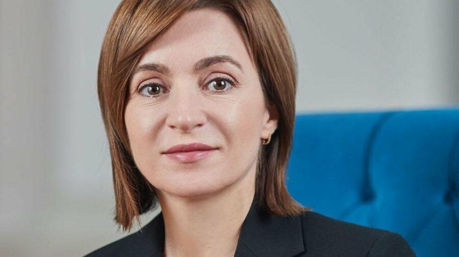 Maia Sandu a promulgat modificările la Legea Procuraturii