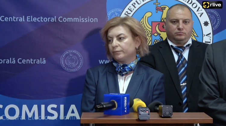 """(VIDEO) Mariana Durleșteanu, """"diamantul"""" Partidului Legii și Dreptății, susține liderul formațiunii Alexei Nicolae"""