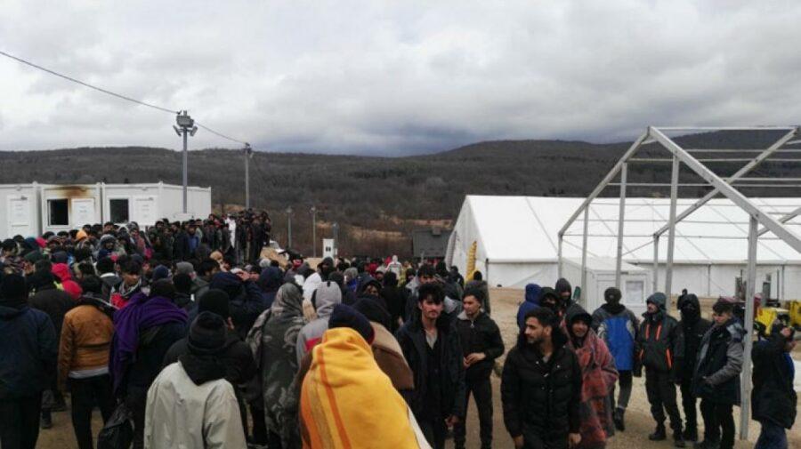 Anti-record la numărul de migranți, care au cerut azil în Europa