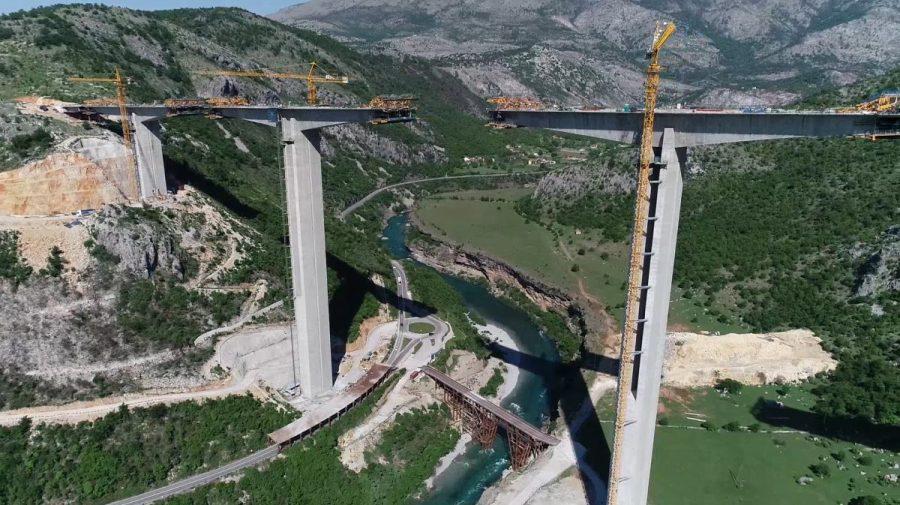 Muntenegru ar putea fi nevoit să cedeze suveranitatea unei părţi din teritoriul naţional în favoarea Chinei