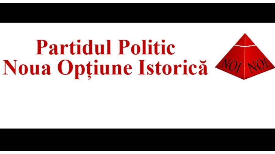 DOC Lista candidaților Partidului Noua Opțiune Istorică care doresc să ajungă deputați