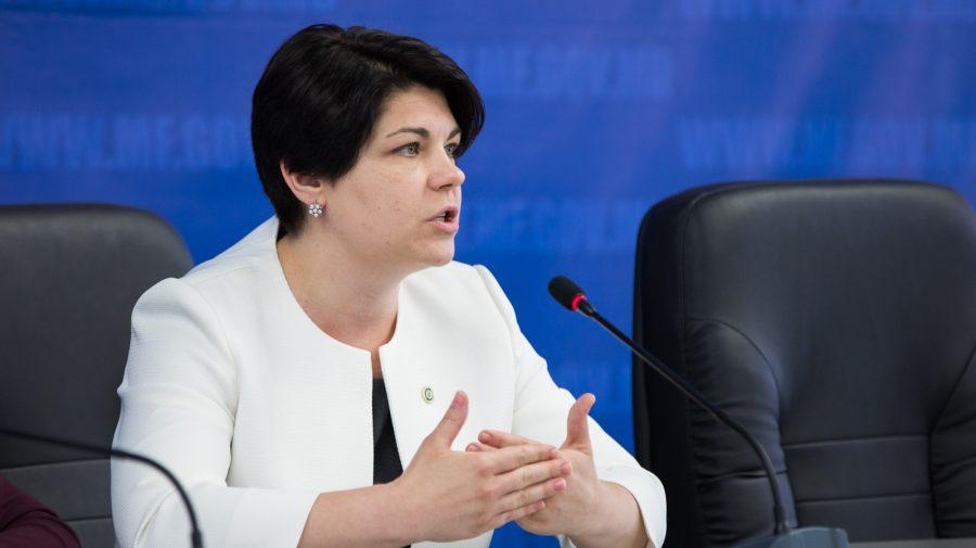 Natalia Gavriliță: Eu sunt jucător de echipă. Sunt gata să accept din nou propunerea privind funcția de premier