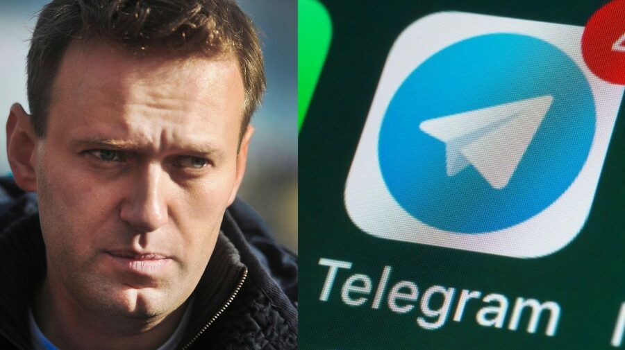 Principalul opozant al lui Putin, Alexei Navalnîi, ar putea pierde drepturile asupra canalului său de Telegram. Motivul