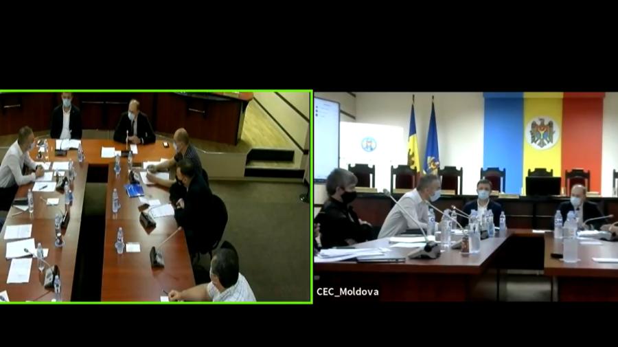 VIDEO Negocieri fără decizii! CEC și MAEIE, la masa discuțiilor privind deschiderea secțiilor de votare
